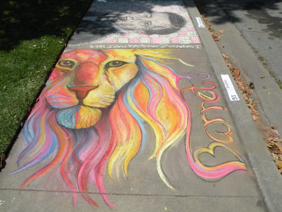 A Chalk in the Park 2015