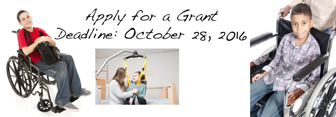 Grant Deadline Oct. 28!